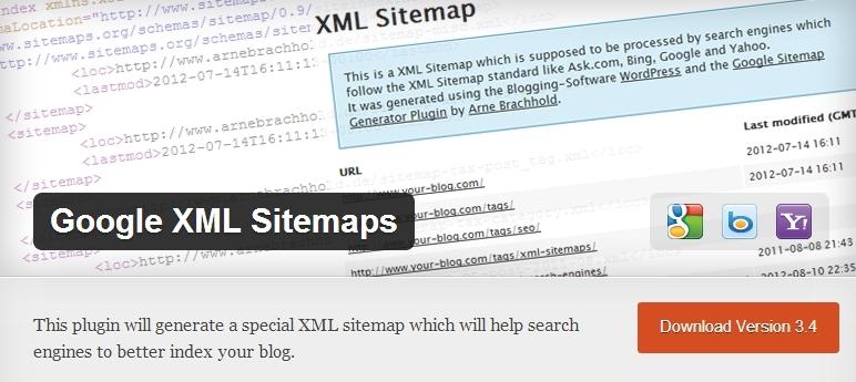 Как создать карту сайта XML