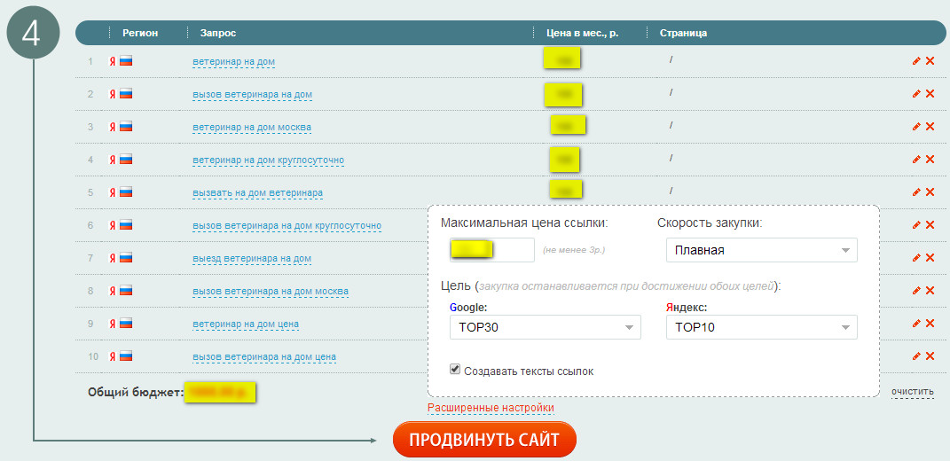 SeoHammer.ru: отзыв о начале продвижения сайта