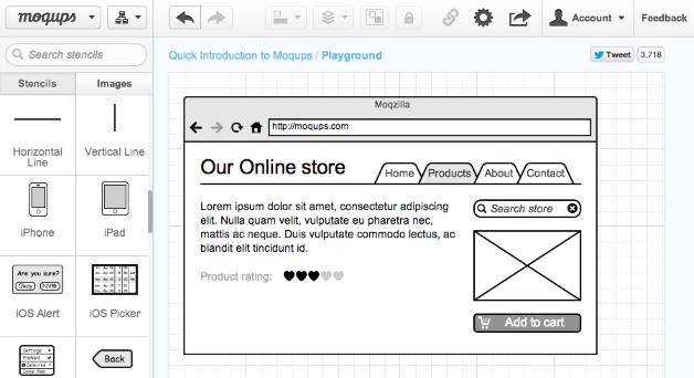 Требования к структуре сайта (интернет-магазина)